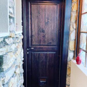 Menuiserie portes